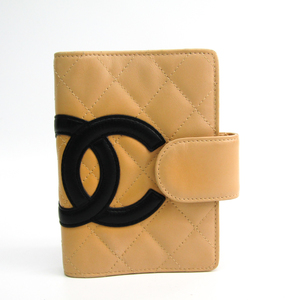 Chanel Cambon Planner Cover Beige A26727