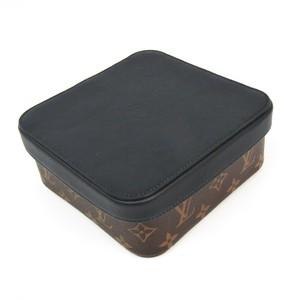 Louis Vuitton Monogram Leather Canvas Accessory Monogram,Dark Navy box camille gm GI0020