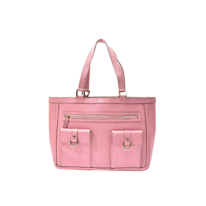 Gucci Girls,Women Leather Tote Bag Pink