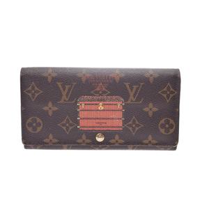 Louis Vuitton Monogram M60415 Women's Monogram Wallet Brown,Monogram