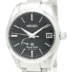 GRAND SEIKO グランドセイコー SBGA085 スプリングドライブ マスターショップ 限定 メンズ 時計 9R65-0BH0