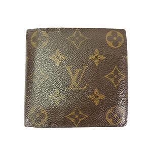 ルイヴィトン 財布 モノグラム ポルトフォイユマルコ M61675
