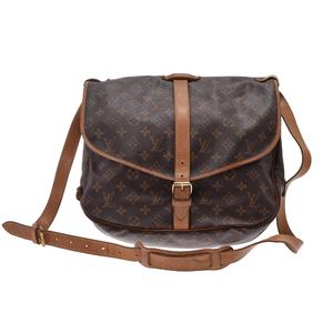 ルイ・ヴィトン(Louis Vuitton) ルイヴィトン(Louis Vuitton) モノグラム ソミュール35 M42254  バッグ