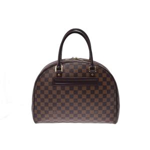 ルイ・ヴィトン(Louis Vuitton) ダミエ ノリータ N41455 レディース ボストンバッグ エベヌ