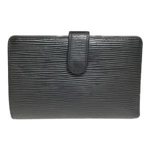 ルイ・ヴィトン(Louis Vuitton) エピ M63642 ポルトフォイユ・ヴィエノワ がま口財布
