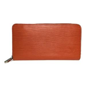 Auth Louis Vuitton Epi M60310 Zippy Wallet Long Wallet (bi-fold) Pimont