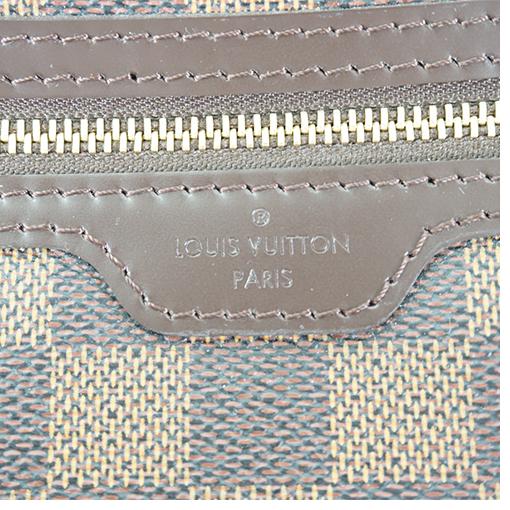 890c28e1cf2c Auth Louis Vuitton Clutch Bag Damier Pochette Billet Macao N61739