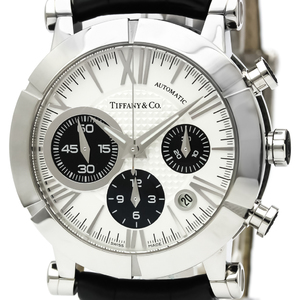 Tiffany Atlas Automatic Stainless Steel,Rubber Men's Sports Watch Z1000.82.12A21A71A