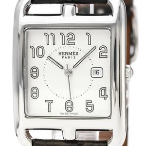 Hermes Cape Cod Quartz Stainless Steel Men's Dress Watch CC2.710