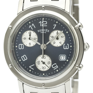 Hermes Clipper Quartz Stainless Steel Men's Sports Watch CL1.910
