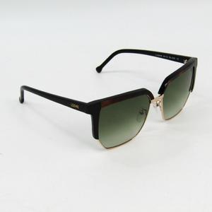 ロエベ(Loewe) ユニセックス サングラス ブラック,ブラウン SLWA52