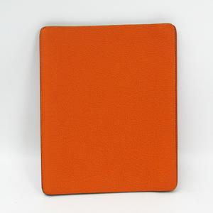 エルメス(Hermes) ケース iPad 2 対応 オレンジ ステーション