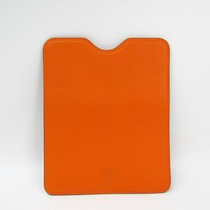 エルメス(Hermes) ケース iPad 対応 オレンジ