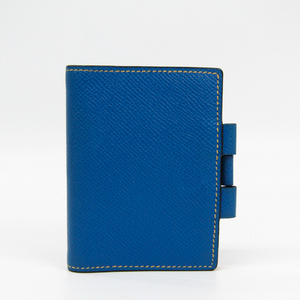 Hermes Planner Cover Blue,Yellow Mini agenda