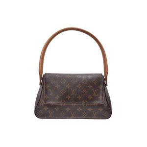 ルイ・ヴィトン(Louis Vuitton) ルイヴィトン(Louis Vuitton) モノグラム ミニ ルーピング M51147  バッグ