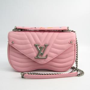 ルイ・ヴィトン(Louis Vuitton) オンラインストア限定 ニューウェーブ チェーンバッグ MM M52707 レディース ショルダーバッグ ピンク