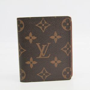 Louis Vuitton Monogram Portefeuille · Magellan M60045 Unisex Monogram Middle Wallet (bi-fold) Monogram