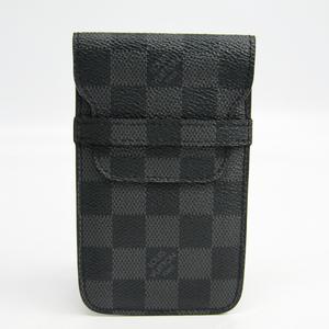 ルイ・ヴィトン(Louis Vuitton) ダミエ・グラフィット ダミエグラフィット ポーチ/スリーブ ダミエ・グラフィット スマートフォン・ソフトケース N63109