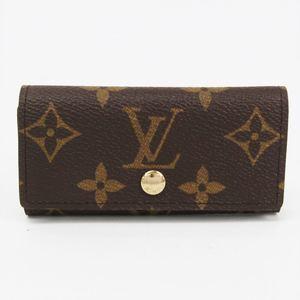 ルイ・ヴィトン(Louis Vuitton) モノグラム M62631 ミュルティクレ4 レディース モノグラム キーケース モノグラム