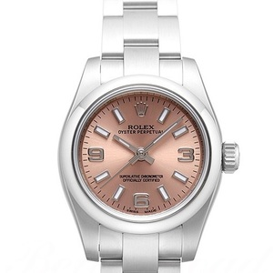 Rolex Oyster Perpetual 26 Automatic Stainless Steel Women's Dress Watch 176200