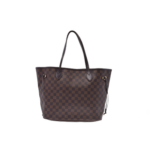 ルイ・ヴィトン(Louis Vuitton) ダミエ ネヴァーフルMM N51105 トートバッグ エベヌ