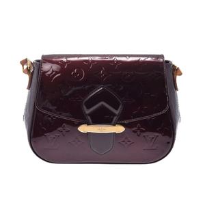 ルイ・ヴィトン(Louis Vuitton) ヴェルニ M91707 バッグ アマラント