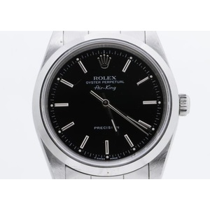 Rolex Airking Automatic Stainless Steel Men's Watch 14000