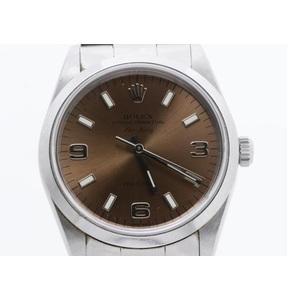 ロレックス(Rolex) エアキング ステンレススチール(SS) メンズ 腕時計 14000