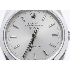 ロレックス(Rolex) エアキング 14000M 自動巻き ステンレススチール(SS) 腕時計
