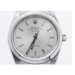 Rolex Airking 14000M Automatic Stainless Steel Watch