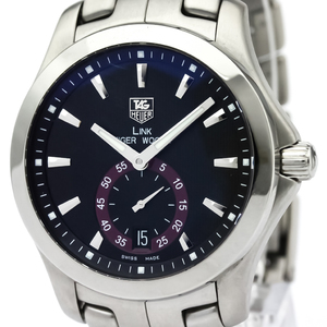 Tag Heuer Link Automatic Stainless Steel Men's Sports Watch WJF211D