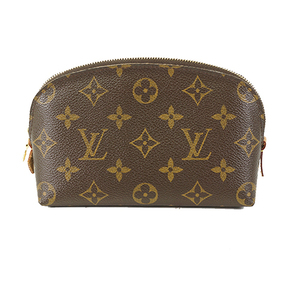 Auth Louis Vuitton Pouch Monogram Pochette Cosmetic M47515