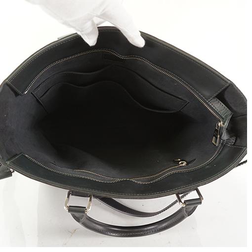 4a482bcac094 Auth Louis Vuitton Handbag Damier Cobalt Newport N41588 Men s