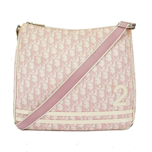 Christian Dior Trotter ショルダーバッグ Shoulder Bag Shoulder Bag Ivory,Pink