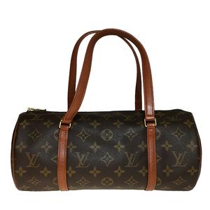 【中古】 ルイ・ヴィトン(Louis Vuitton) モノグラム M51385 パピヨン30 ハンドバッグ