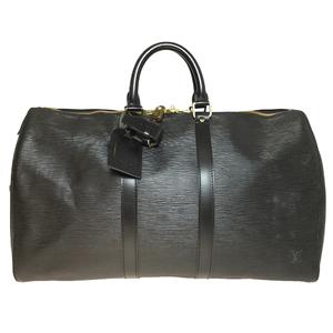 Auth Louis Vuitton Epi M59152 Keepall 45 Women's Boston Bag