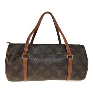 Auth Louis Vuitton Monogram M51366 papillon 26 Handbag