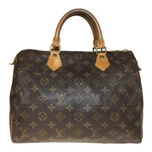 Auth Louis Vuitton Monogram Speedy 30 M41526 Handbag