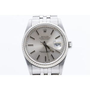 Rolex Datejust 16234 Automatic Stainless Steel,White Gold Watch