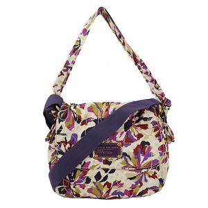 Auth Marc By Marc Jacobs 2way Bag Shoulder Bag Purple