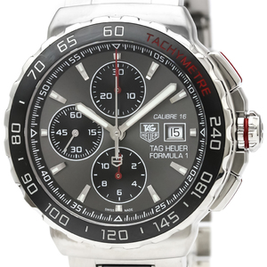 Tag Heuer Formula 1 Automatic Stainless Steel Men's Sports Watch CAU2011