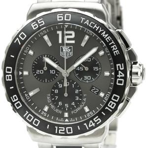 TAG HEUER Formula 1 Chronograph Steel Quartz Watch CAU1115