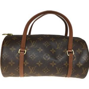 Auth Louis Vuitton Monogram M51386 Papillon 26 Handbag