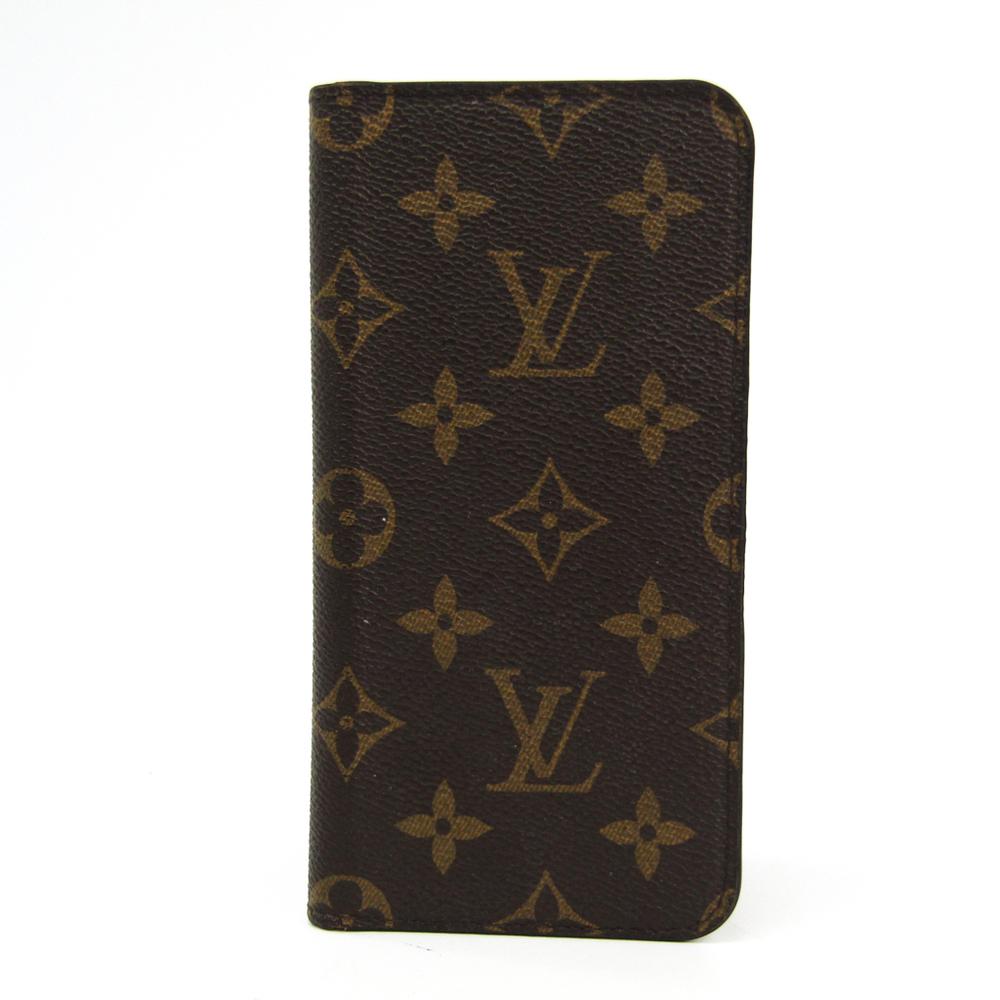 half off 80cc5 16261 Louis Vuitton Monogram Monogram Phone Flip Case For IPhone 7 Plus ...
