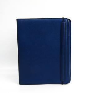 ヴァレクストラ(Valextra) ケース iPad 対応 ブルー 9.7インチモデル