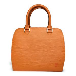 ルイ・ヴィトン(Louis Vuitton) エピ M5205H ポンヌフ ハンドバッグ マンダリンオレンジ