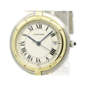 Cartier Panthere De Cartier Quartz Stainless Steel,Yellow Gold (18K) Women's Dress Watch 183964