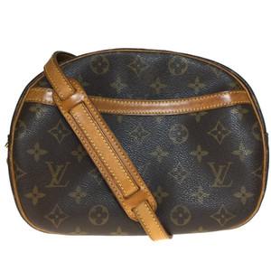 Auth Louis Vuitton Monogram M51221 Women's Shoulder Bag Blois