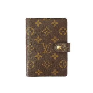 Auth Louis Vuitton Planner Cover  Monogram Agenda PM R20005