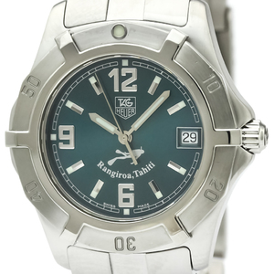 Tag Heuer 2000 Series Quartz Stainless Steel Men's Sports Watch WN111A
